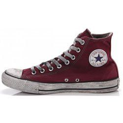 Converse  1C654, Damen Sneaker Rot Maroon [TOP] rot rot 11.5 - http://on-line-kaufen.de/converse/11-5-converse-ctas-season-hi-1j791-herren-sneaker