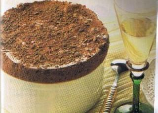 Soufflé glacé irlandais au chocolat