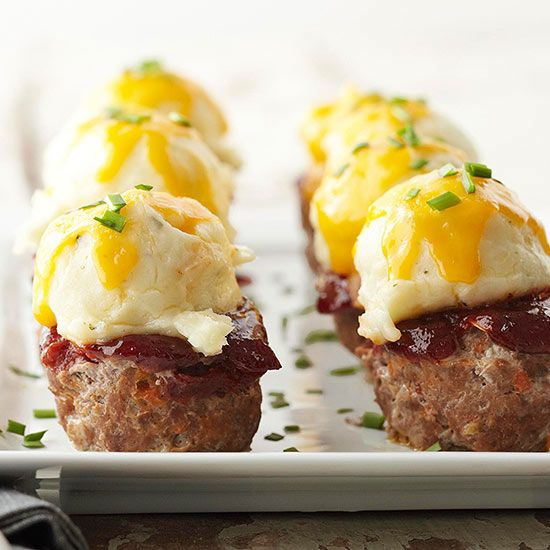 ... Recipes to Make in a Muffin Tin | Muffin Tins, Muffins and Meat Loaf
