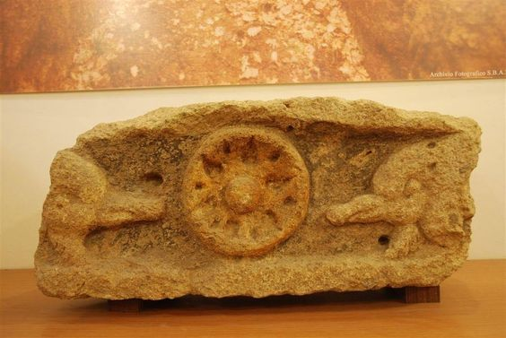 Necropoli San Bernardino di Orte La Tomba dei Delfini