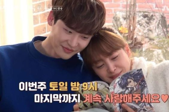 """Watch: Lee Jong Suk And Lee Na Young Goof Off Behind The Scenes Of """"Romance Is A Bonus Book"""""""