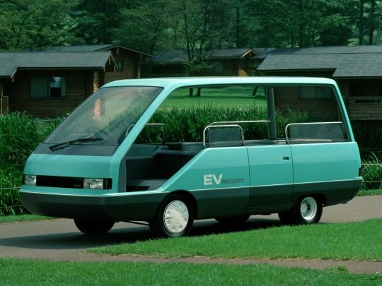 1985 Nissan EV Resort