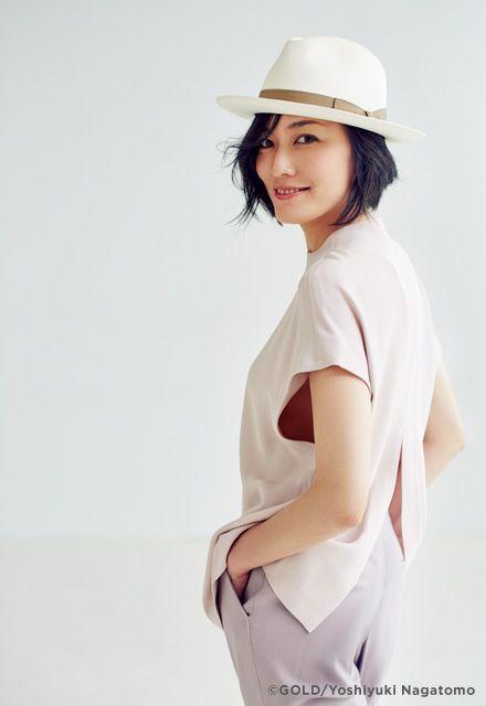 ハット板谷由夏さん