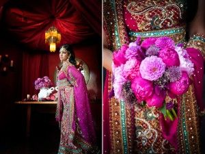 Indian-wedding-bride-pink-lengha-1