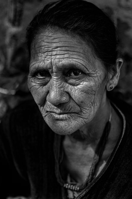 Age of Experience Photo by Tapas Ghosh -- National Geographic Your Shot