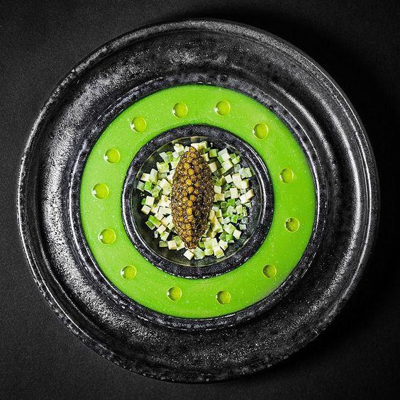 Avocado - gold caviar - olive Oil by @bryanfrancisco1 - photo by @raisfoto - #cookniche #bestfoodyear #beautifulcuisines #foodphotography #foodphotos #food #culinary #culinaryarts #gastroart #thefeedfeed #theartofplating #wildchefs #foodstyling #foodart#truecooks #gastronomia #gastronomy #cheflife #chefstalk #foodstarz #feedfeed #foodporn #instafood #michelinstar #chefsofinstagram #instafood by cookniche