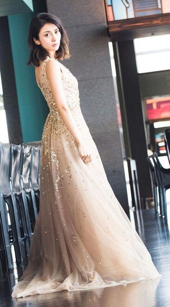 華やかドレスの柴咲コウ