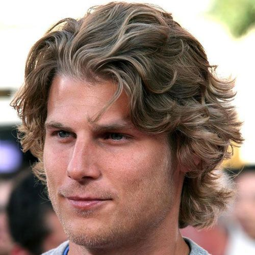 31 Cool Wavy Hairstyles For Men 2020 Haircut Styles Long Hair Styles Wavy Hair Men Men S Long Hairstyles