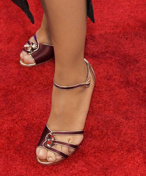 Alexandra Shipp Feet