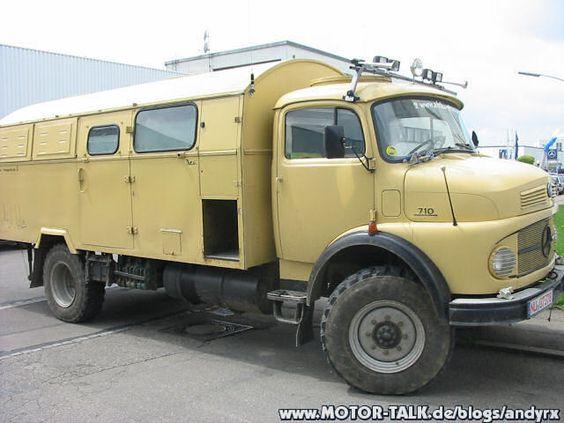 Mercedes benz 710 4x4 camper mercedes benz 911 4x4 for Mercedes benz 4x4 truck