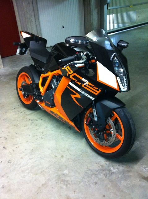 Want an smoking deal on this amazing bike?  We currently have a 2012 KTM RC8r on the showroom floor and available.  Give us a call at 719-547-3478 and ask for Chad