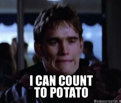 Potatoes, The o'jays and Count on Pinterest