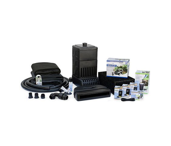 Large Pondless Waterfall Kit with 26' Stream and AquaSurgePRO 4000-8000 Pump