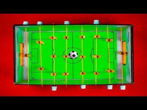 4 Basit Eglenceli Oyuncak Yapimi Langirt Arbalet Topac Youtube Soccer Field Youtube Soccer