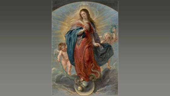 Catholic One Stop Reference for Tuesday-8th December-Solemnity-The Immaculate Conception of the Blessed Virgin Mary
