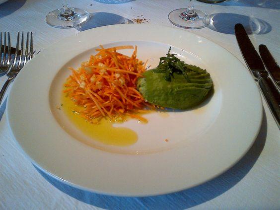 Restaurant Kaufleuten - great starter!