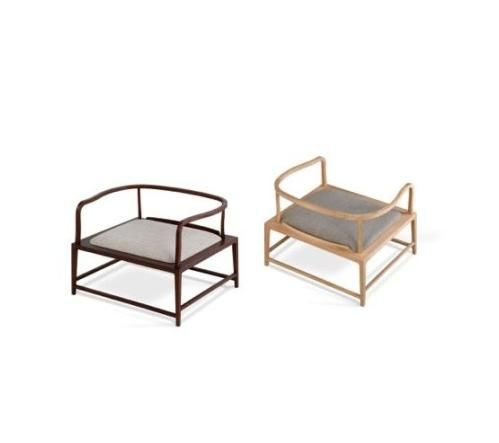 Chairs chinese and design on pinterest for Zen style furniture