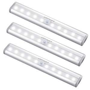 Top 10 Best Motion Sensor Night Light Reviews Buying Guide Motion Sensor Closet Light Sensor Night Lights Motion Sensor Lights Indoor