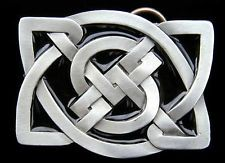 CELTIC IRISH KNOT GOTHIC HIPPIE PUNK ROCK BELT BUCKLE