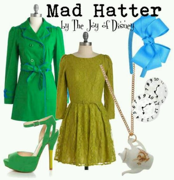 Mad Hatter outfit #2