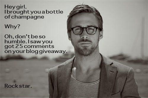 Ryan Gosling - Hey girl!