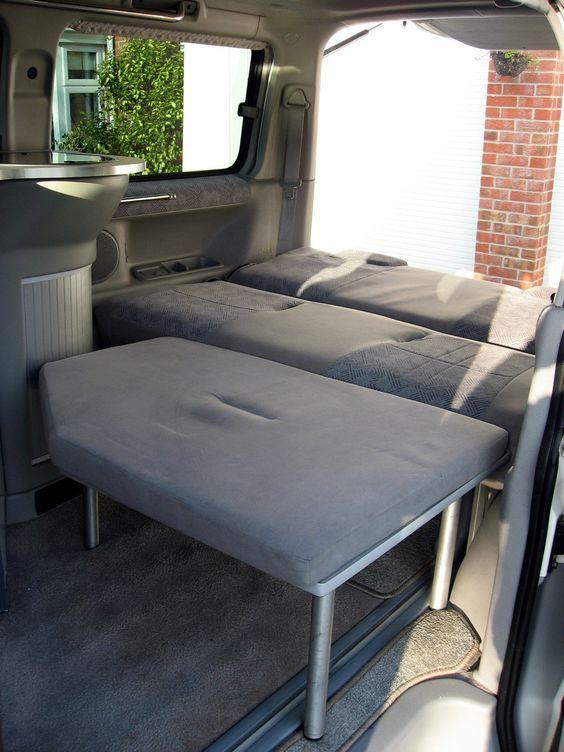 Ford Freda Mazda Bongo X Reg Full Conversion 25 V6 Camper Van