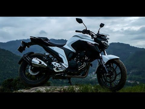 The All New Yamaha Fz 25 250cc Color Warrior White Full Spec