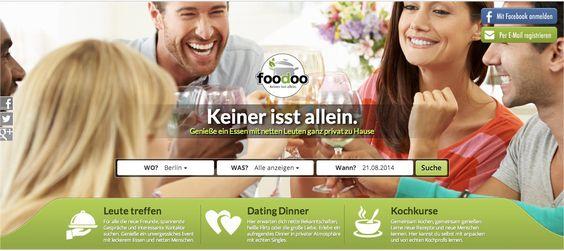 Foodoo – Social Dining | UNITEDNETWORKER Wirtschaft und Lebensart