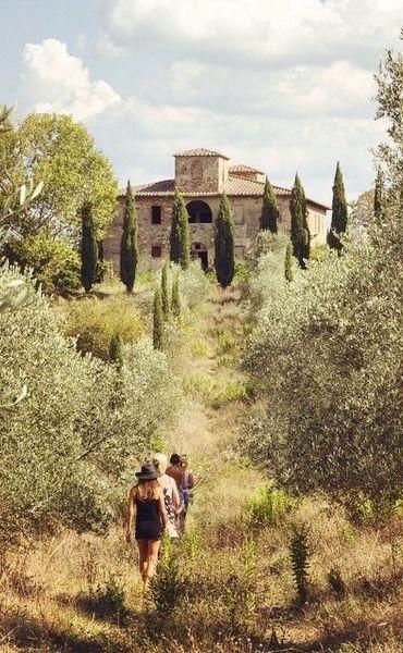 Toscane: