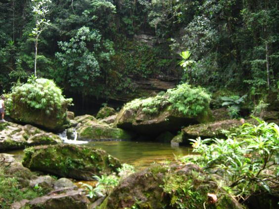 Relax in Mocoa and access several nature hikes.