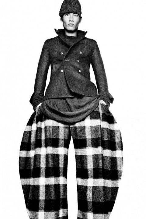 Simonas Pham by Platon for Duckie Brown Fall 2012 | Ozarts Etc
