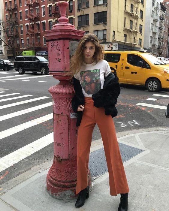 Urban street style trends 2018/19