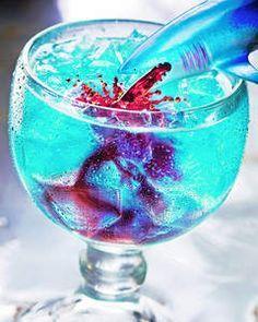 shark attack cocktail - Buscar con Google
