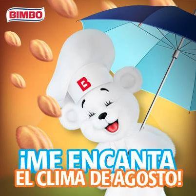 Si en Agosto va a llover, ¡qué sean Madalenas Bimbo!