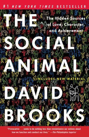 With unequaled insight and brio, New York Times columnist David Brooks has long explored and explained the way we live.