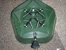 heavy duty Christmas Tree Stand with jaw clamps
