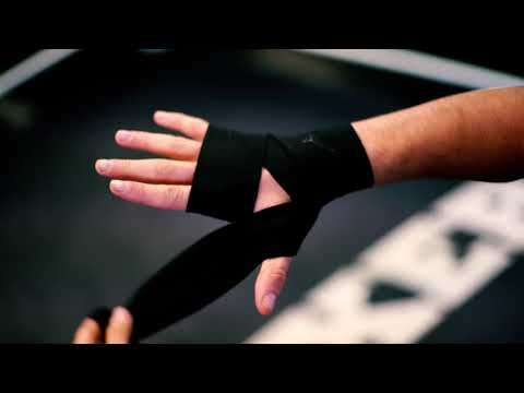 How To Wrap Your Hands For Boxing Mma Kickboxing Training Youtube In 2020 Kickboxing Training Kickboxing Gym Workouts