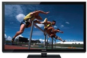 $698.99 Panasonic VIERA TC-P50UT50 50-Inch 1080p 600Hz Full HD 3D Plasma TV