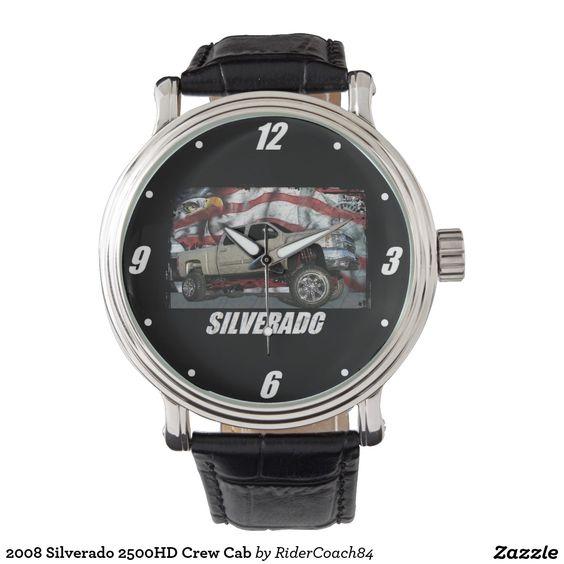 2008 Silverado 2500HD Crew Cab Wrist Watch