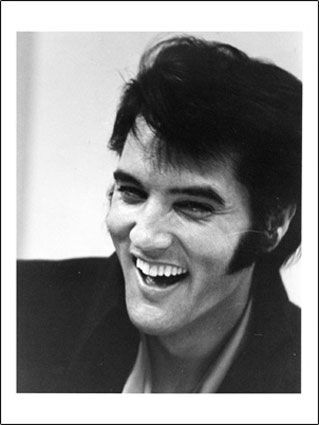 how everyone should remember Elvis