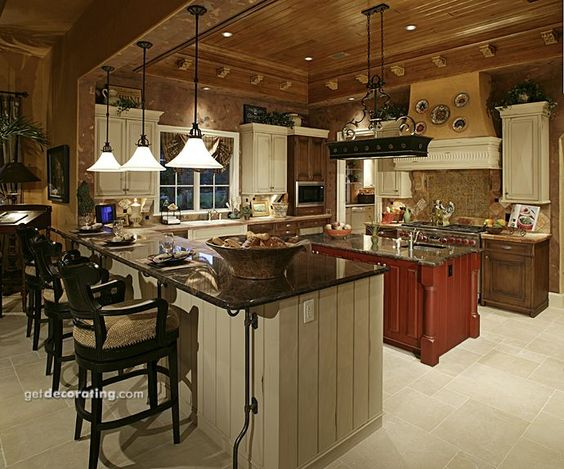 schemes, Pictures of kitchens and Kitchen remodeling on Pinterest
