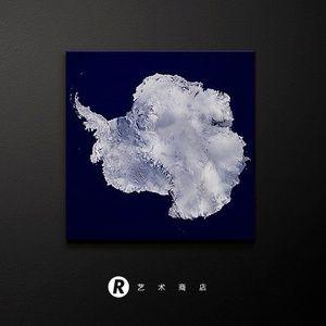 南极大陆 巨幅 摄影 家居装饰画无框画帆布画 [RSHOP艺术商店]