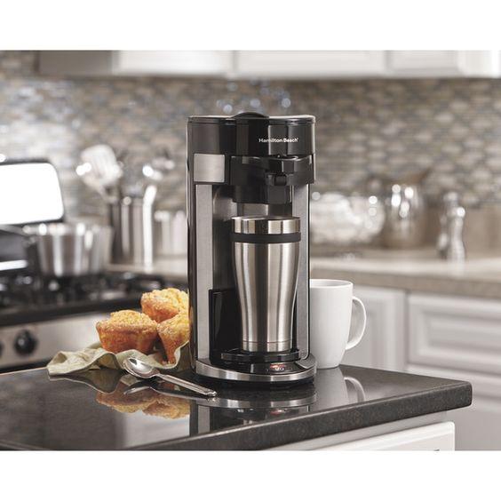 Hamilton Beach 49995R FlexBrew Single-Serve Coffeemaker