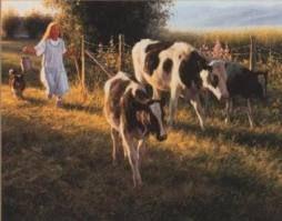 *Back pasture...Robert Duncan: