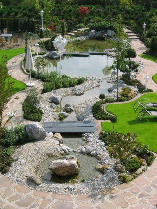 Preparation Of How To Make A Pond In Your Backyard How To