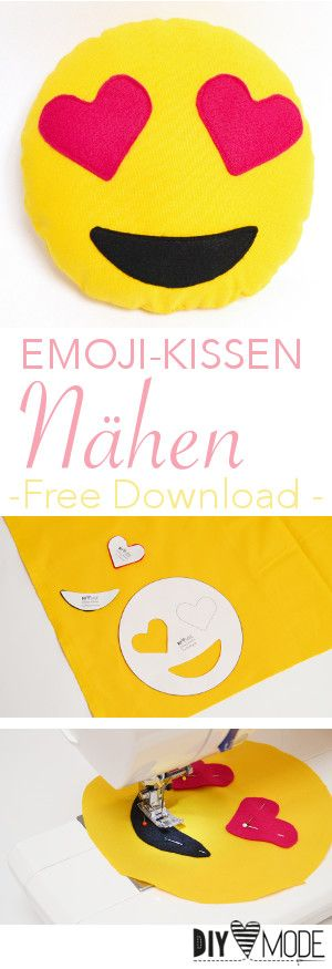 emoji kissen n hen freebie kostenlose vorlage n hen f r kinder diy gruppe pinterest. Black Bedroom Furniture Sets. Home Design Ideas