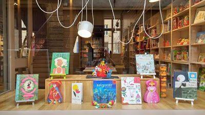 La Librairie d'En Face, Metz.