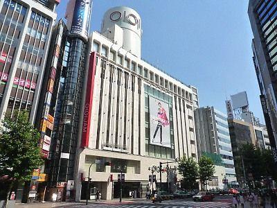マルイジャム渋谷近く