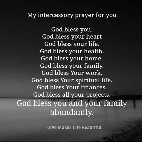 I Bless You in My Heart OS