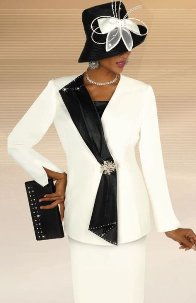 Mother of bride dress - Mother of groom dress: Fifth Sunday by Ben Marc Womens Church Suit 52563 image